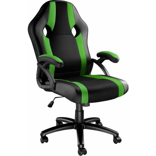 Tectake - Bürostuhl Goodman - Gaming Sessel, Zockersessel,