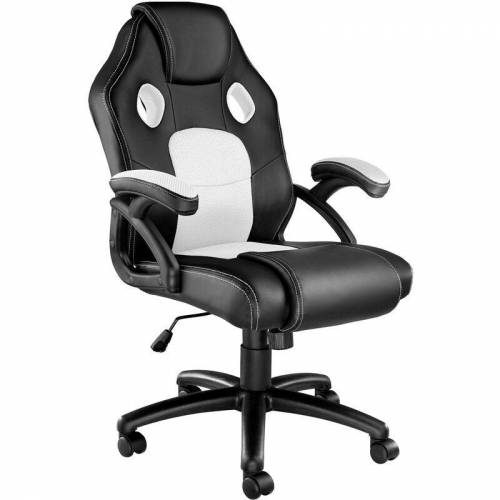Tectake - Bürostuhl Mike - Gaming Sessel, Zockersessel, Computerstuhl