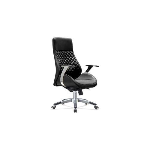 IVOL Design-Bürostuhl Bologna - Luxus fürs Office - Schwarz