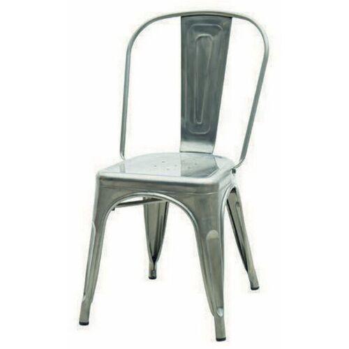 Fashion Commerce - Set aus 4 Stühlen im modernen Stil Tolix Stühle in
