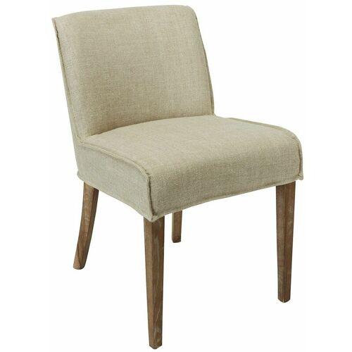 SIGNATURE Stuhl aus Leinen Emma - 6-Los - Signature - Beige lin