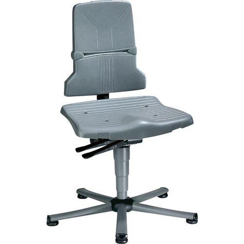 BIMOS Stuhl / Bürostuhl Sintec 1 grau 9820 1000 - Bimos