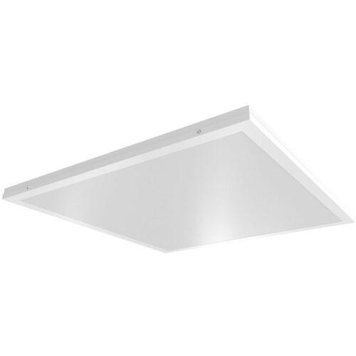 V-TAC 40W LED Ein Aufbau Decken Lampe ALU Panel 4000K Büro Beleuchtung Flur