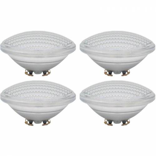 ETC-SHOP 4x SMD LED Schwimm Bad Pool Lichter Leuchtmittel Becken Scheinwerfer