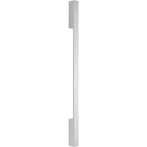 Arcchio Ivano LED-Wandleuchte, 91 cm, alu