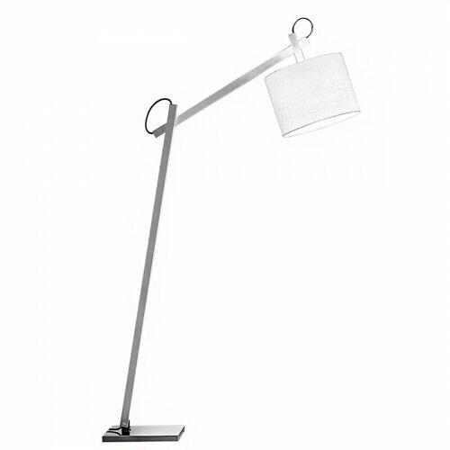 G.E.A.LUCE Ausziehbare stehlampe gea luce adela pt e27 led moderne stehlampe mit