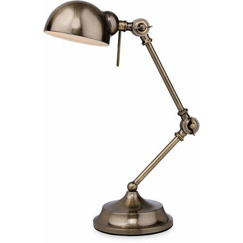 06-FIRSTLIGHT Beau Lampe, antikes Messing