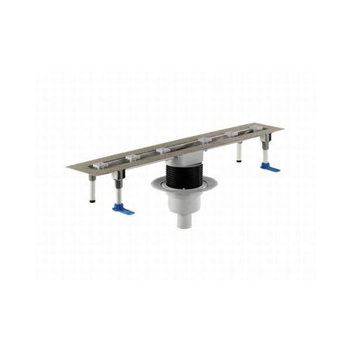 DALLMER Duschrinne CeraLine senkr. F 500 mm, DN 50, 521606