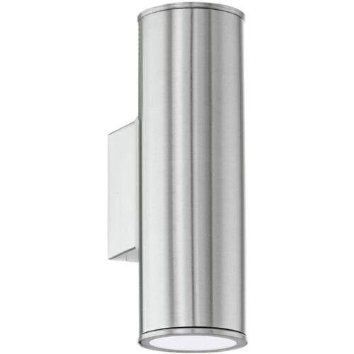 EGLO LED-Außenwandleuchte Riga Silber 94107 - Eglo
