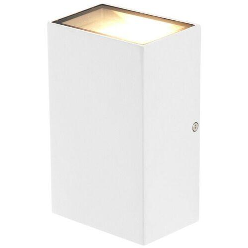 EVN LICHTTECHNIK P-LED Wandanbauleuchte C54012502RE ws - Evn Lichttechnik