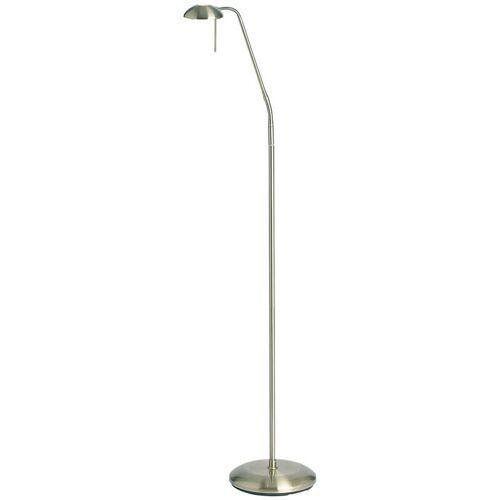 04-endon - Hackney Stehlampe, antikes Messing