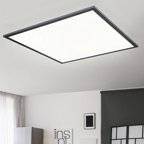 ETC-SHOP LED Panel flach Deckenlampe LED Wohnzimmerlampe Deckenleuchte,