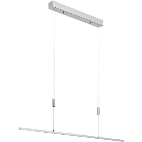 LUCANDE LED-Esszimmer-Pendellampe Arnik, dimmbar, 120 cm