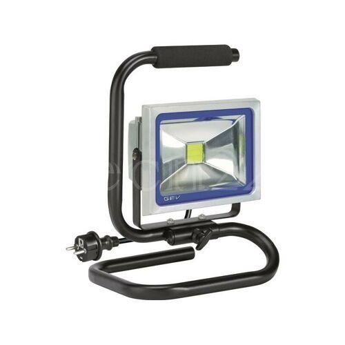 GEV LED Strahler Lampe als Baustrahler ausrichtbar 20W 20 Watt