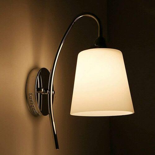 LANGRAY LED Wandleuchte für Schlafzimmer Flur Nachttisch