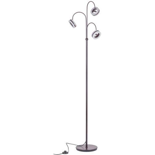 11-ITALUX Moderne Stehlampe Metis Bronze
