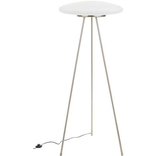 11-ITALUX Moderne Stehlampe Ufo X weiß