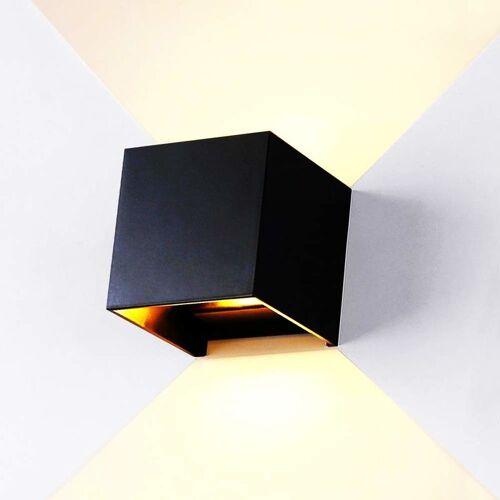 STOEX Moderne Wandleuchte Innen Aluminium LED Wandleuchte für Wohnzimmer