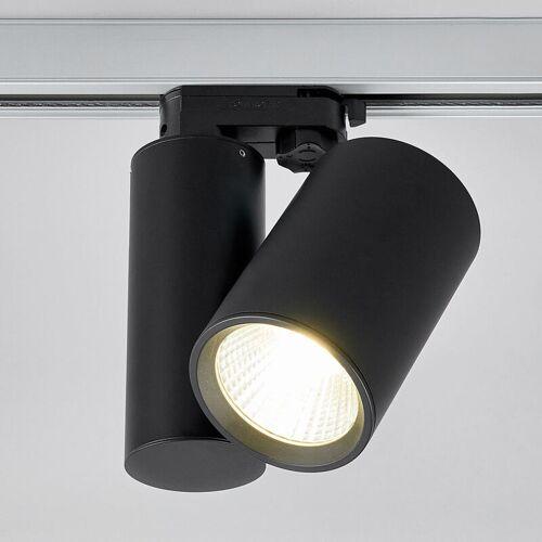 ARCCHIO Schwarzer LED-Strahler Giol für Schienensystem