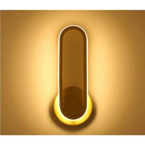PERLE RARE LED-Nachttisch-Wandlampe NEUES chinesisches technik Hotel Corridor