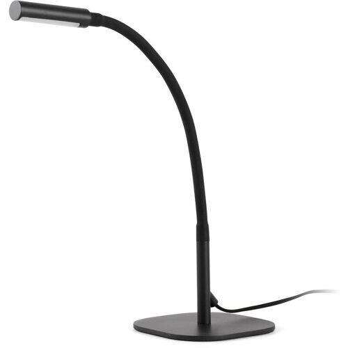 08-FARO Serp schwarze Tischlampe