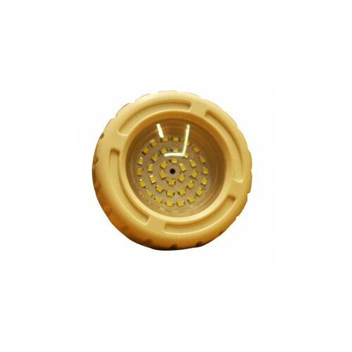 Desineo - Spot wasserdicht eingebaute weiß für Pool 3w 1