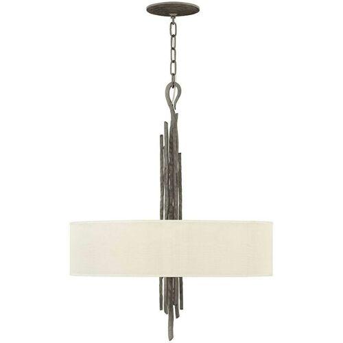02-ELSTEAD Spyre matt Bronze Kerzenhalter Höhe 83,8 cm