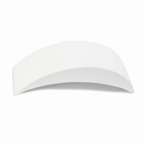 BELFIORE - 9010 Wandleuchte bf-2603a led 9w 1350lm weißer gips lackierbare