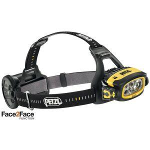 Petzl Stirnlampe DUO S, schwarz/gelb 1100 Lumen Helmlampe Kopflampe - Petzl