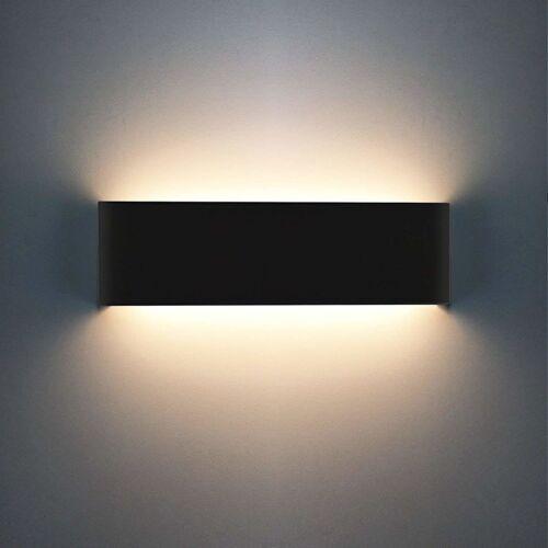 STOEX 14w LED Einfach Deckenlampe Moderne Wandleuchte Innen Wandlampe für
