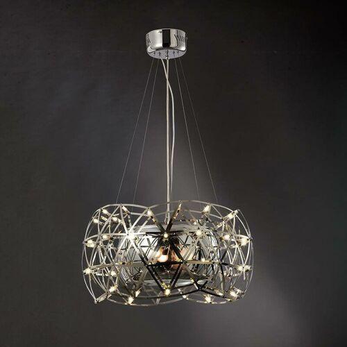09-diyas - Atria Pendelleuchte 3 LED-Lampen