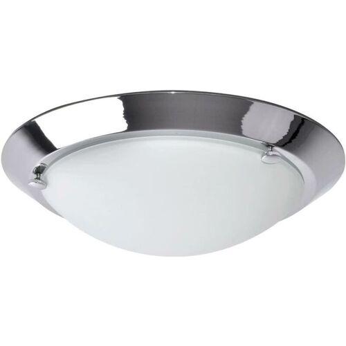 BRILONER Badleuchte Splash Deckenlampe Chrom - Briloner