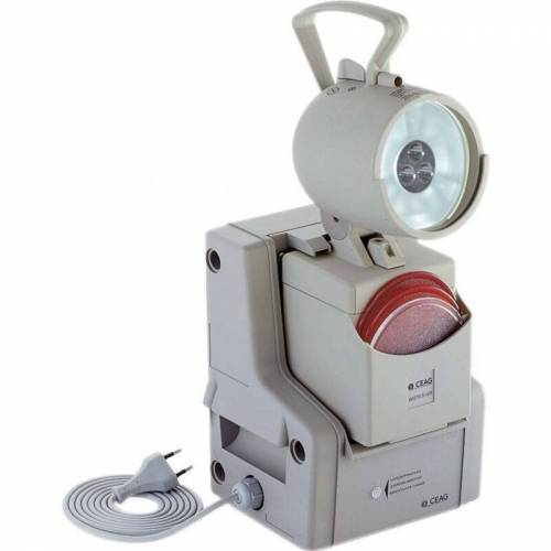 CEAG NOTLICHTSYSTEME LED Handscheinwerfer W 270.3/4 LED - Ceag Notlichtsysteme
