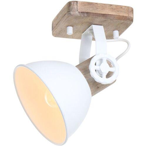 STEINHAUER Deckenleuchte 1er Spot 7968W Mexlite Wandlampe Vintage E27 - Steinhauer