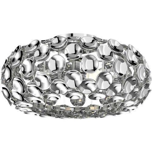 LINDBY Chromglänzende Deckenlampe Reza
