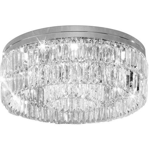 14-KOLARZ Elegante 12-Licht PRISMA Kristall Deckenleuchte