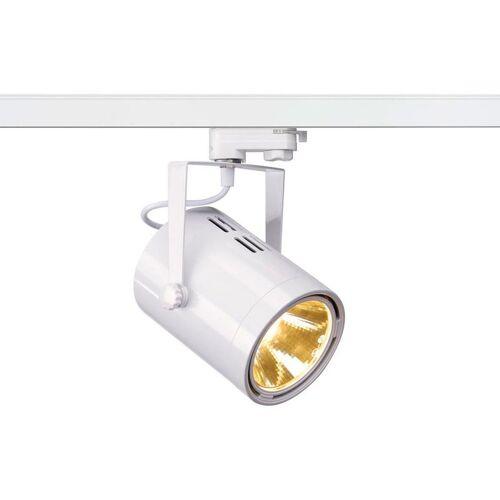 SLV EuroSpot LED 36° inkl. 3P.-Adapter COB LED 3000K Weiß - SLV