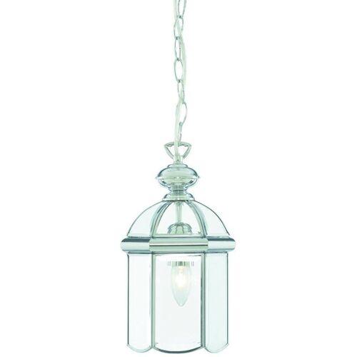 03-searchlight - Hängelampe 18 cm Laternen, aus Chrom und Glas