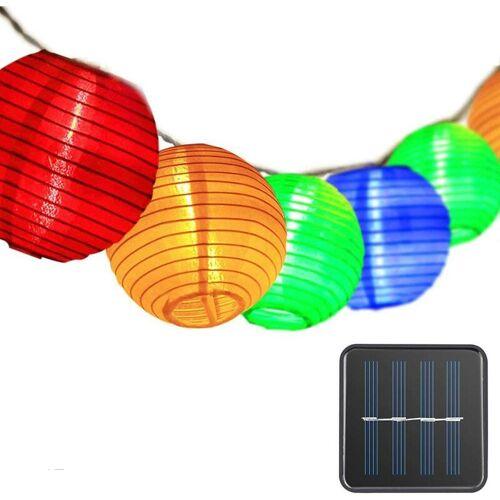 LangRay Outdoor Solar Lichterketten Laternen, Lichterketten 30 LED
