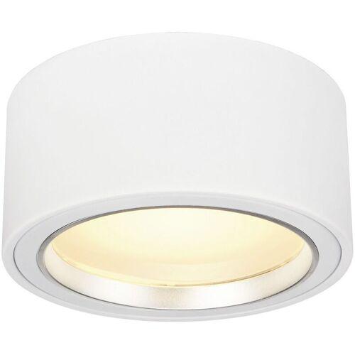 SLV LED Aufbaustrahler Fera in Weiß