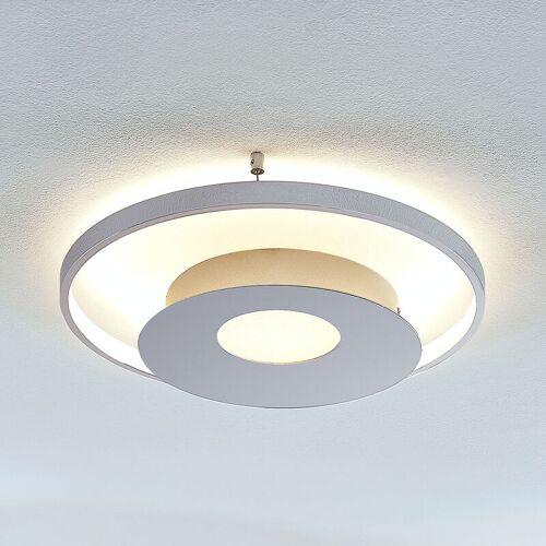 LINDBY LED-Deckenlampe Anays, rund, 42 cm