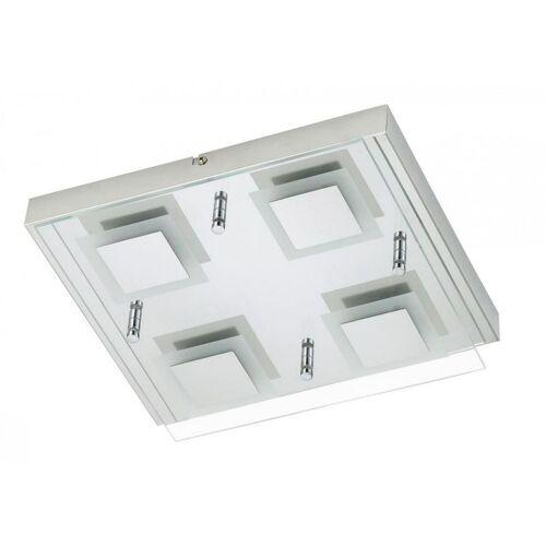 BRILONER LED Deckenleuchte 4x 4,5 Watt Badleuchte 2213-048 - Briloner