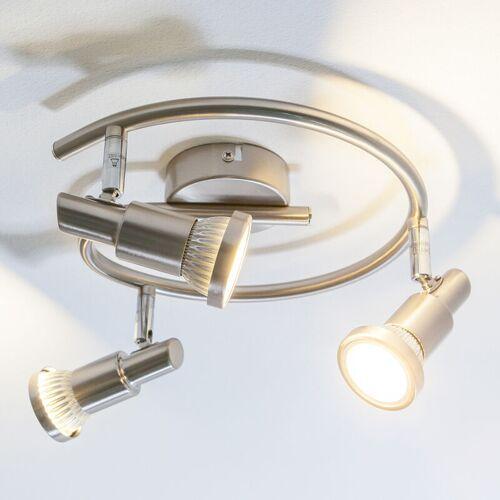 LINDBY Aron - LED-Deckenrondell, GU10