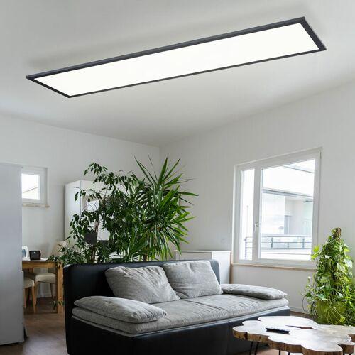 ETC-SHOP LED Deckenleuchte Aufbau LED Panel 120 Deckenpanel LED Deckenlampe,