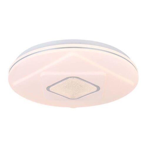 GLOBO LED Decken Lampe Leuchte Fernbedienung Dimmbar Kristalle Sparkle Dekor