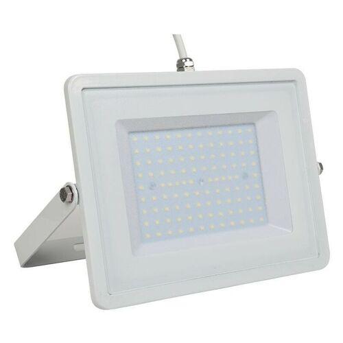 V-TAC LED Flutlicht Weiß 100W 8500 Lumen IP65   Farbtemperatur: Kühles Weiß
