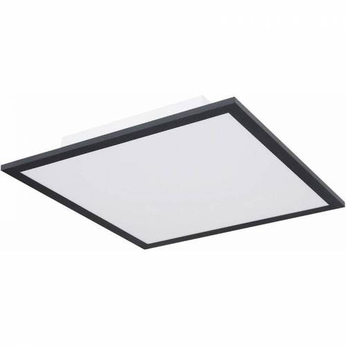 ETC-SHOP LED Panel Deckenleuchte Aufbau Deckenpanel Arbeitszimmer LED