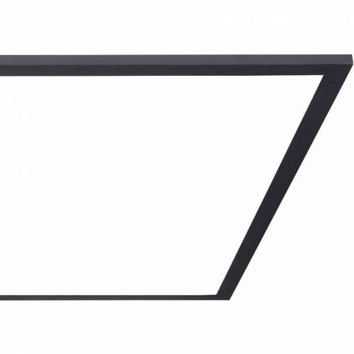 Etc-shop - LED Panel flach Deckenlampe LED Wohnzimmerlampe