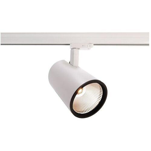 Deko-light - LED Strahler Luna 3-Phasen Schienensystem in Weiß-matt 30W