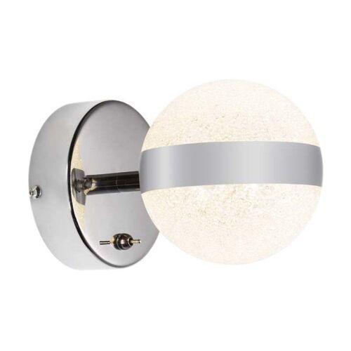 GLOBO LED Spot Strahler Kugel Leuchte Wohn Zimmer Beleuchtung Design Kristall